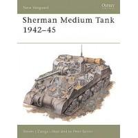 3, Sherman Medium Tank 1942 - 1945