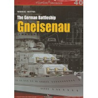 40,The German Battleship Gneisenau