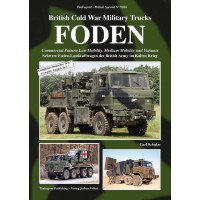 9026, FODEN - British Cold War Military Trucks