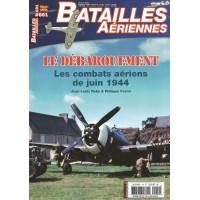 1,Le Debarquement - Les Combats aeriens de juin 1944