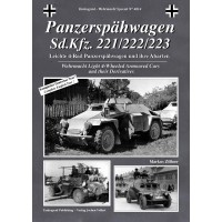 4014, Panzerspähwagen Sd.Kfz. 221/222/223