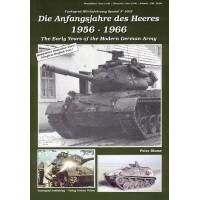 5002, Die Anfangsjahre des Heeres 1956 - 1966