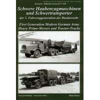 5009,Schwere Haubenzugmaschinen und Schwertransporter der 1. Fahrzeuggeneration der Bundeswehr