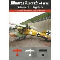 Albatros Aircraft of WW I Vol.4 : Fighters
