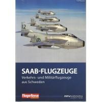 12, Saab Flugzeuge - Verkehrs- und Militärflugzeuge aus Schweden