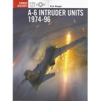 121. A-6 Intruder Units 1974 - 1996