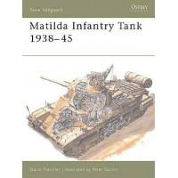 8, Matilda Infantry Tank 1938 - 1945