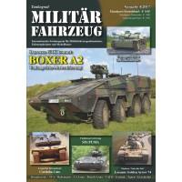 Tankograd Militärfahrzeug 4/2017