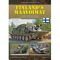7030, Finland`s Maavoimat - Fahrzeuge des modernen Finnischen Heeres
