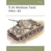 9, T-34/76 Medium Tank 1941 - 1945