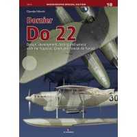 10, Dornier Do 22 - Design,Development,Testing and Service