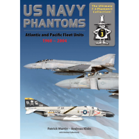 3, US Navy Phantoms - Atlantic and Pacific Fleet Units 1960 - 2004