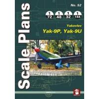 52, Yakovlev Yak-9P / Yak-9U