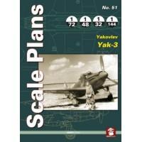 51, Yakovlev Yak-3