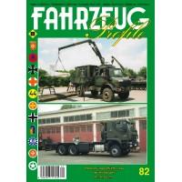 82, Die ungeschützten LKW der Bundeswehr
