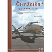 """29, """"Ctrnactka"""" Illjusin Il-14 / Avia Av-14"""