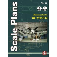 45, Messerschmitt Bf 110 F - G