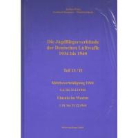 13/II, Reichsverteidigung 6.6. bis 31.12.1944 - Einsatz im Westen 1.10. bis 31.12.1944