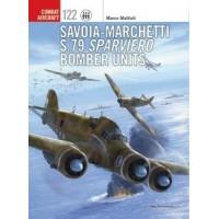 122, Savoia-Marchetti S.79 Sparviero Bomber Units