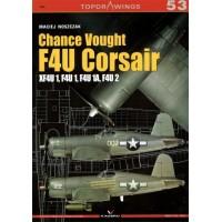 53, Chance Vought F4U Corsair XF-4U 1,F4U 1,F4U 1A,F4U 2