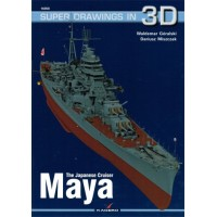 58,The Japanese Cruiser Maya