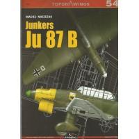 54, Junkers Ju 87 B