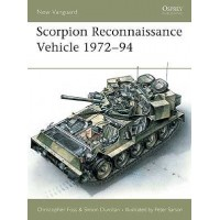 13, Scorpion Reconnaissance Vehicle 1972 - 1994