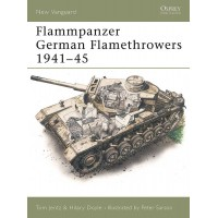 15, Flammpanzer - German Flamethrowers 1941 - 1945