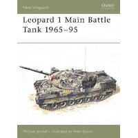 16, Leopard 1 Main Battle Tank 1965 - 1995