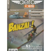 Aero Journal No.43 : Banzai !