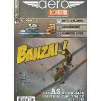 Aero Journal No.43 : Banzai !
