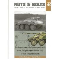 40, Büssing`s schwere Panzerspähwagen Part 3 : schw. Pz.Spähwagen (Sd.Kfz. 234) (8-Rad Tp.) and Variants