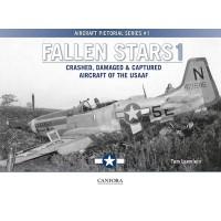 Fallen Stars 1 :Crashed,Damaged & Captured Aircraft of the USAAF