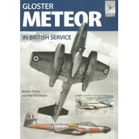 13, Gloster Meteor in British Service