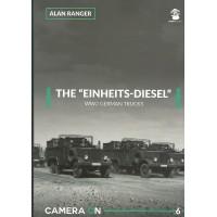 """6,The """" Einheits-Diesel"""" WW 2 German Trucks"""