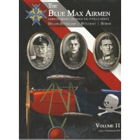 The Blue Max Airmen Vol.11 : Bülow-Bothkamp,Wüsthoff,Böhme