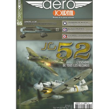 Aero Journal No.65 : JG 52