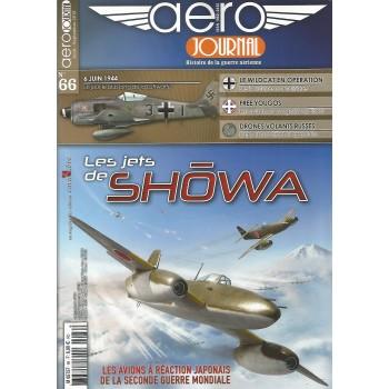 Aero Journal No.66 : Les Jets de Showa