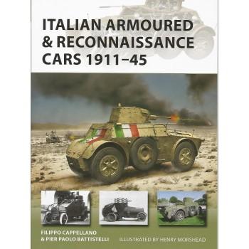261, Italian Armoured & Reconnaissance Cars 1911 - 1945