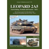 5075, Leopard 2A5 - Entwicklung,Technik und Einsatz Teil 1