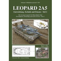 5076, Leopard 2A5 - Entwicklung,Technik und Einsatz Teil 2