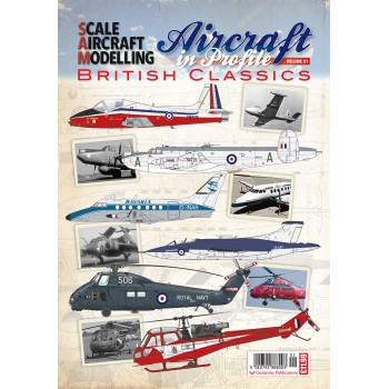 1,Aircraft in Profile - British Classics