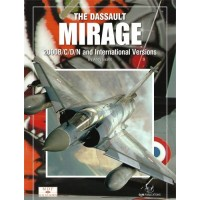 8,The Dassault Mirage 2000 B/C/D/N and International Versions