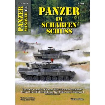 4, Panzer im Scharfen Schuss