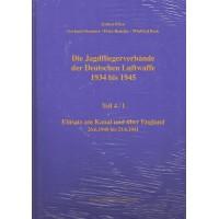 04/I,Der Einsatz am Kanal und über England 26.06.1940 bis 21.06.