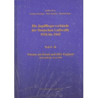 04/II,Der Einsatz am Kanal und über England 20.06.1940 bis 21.06