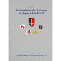 Die Geschichte der II.Gruppe des Jagdgeschwaders 52