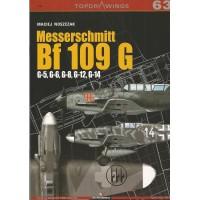 63, Messerschmitt Bf 109 G : G-5,G-6,G-8,G-12,G-14