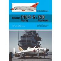 117, Douglas F4D/F-6 Skyray & F5D Skylancer