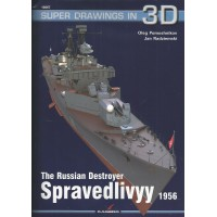 67,The Russian Destroyer Spravedlivyy 1956